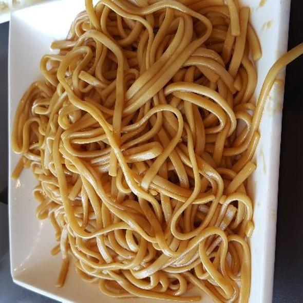 Plain Noodle