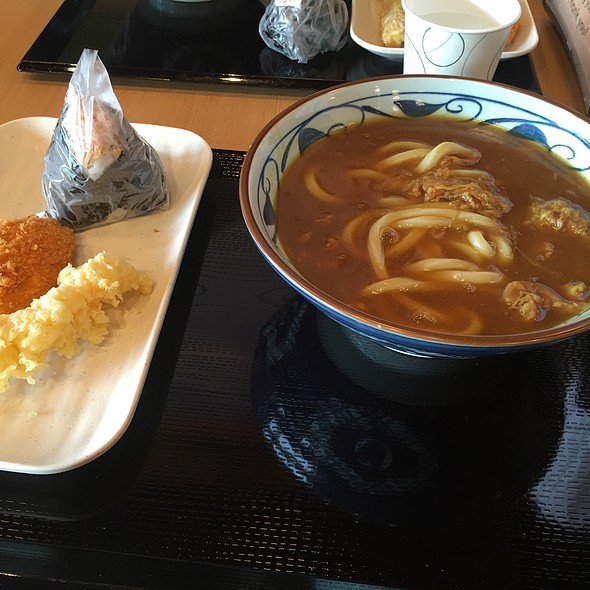 Curry Udon With Beef @ MARUGAME UDON