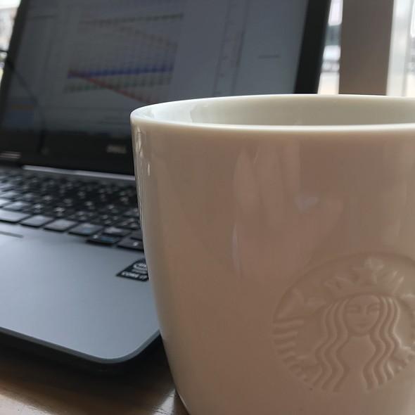 ドリップコーヒー @ Starbucks