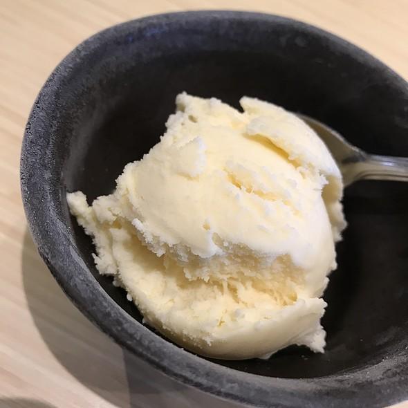 Ice Cream @ EN SAKABA 酒場
