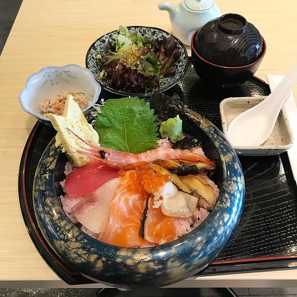 Set Lunch ランチセット  @ EN SAKABA 酒場