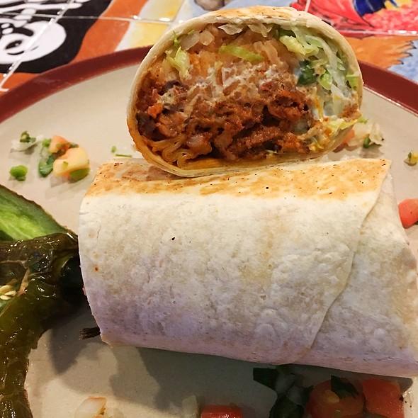 Burrito @ Frida Cantina