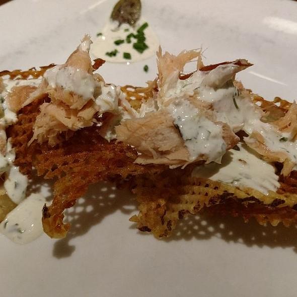 Irish Tacos @ Picasso Cafe