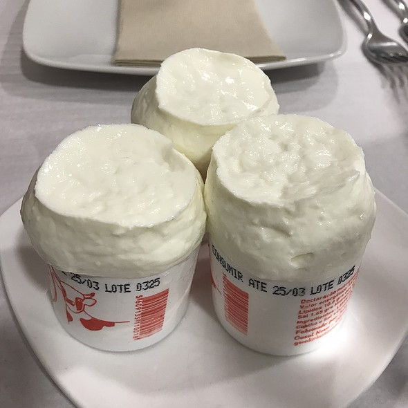 Fresh Cheese @ Restaurante O Escondidinho