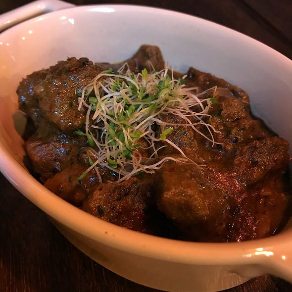 TRIBAJAM CURRY GOAT @ LIME HOUSE