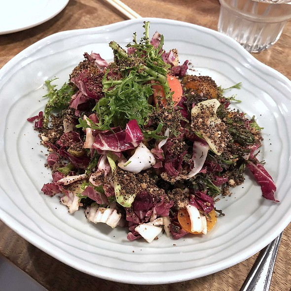 Chicory Salad @ The Pig & The Lady