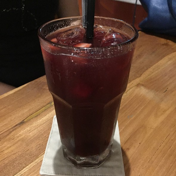Sangria @ Taco Casa And Grill