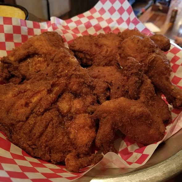 Whole Fried Chicken