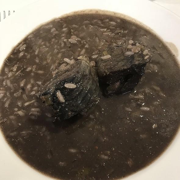 Lamprey Rice @ Restaurante O Luis