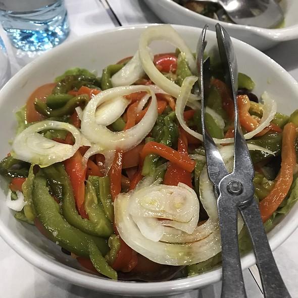 Peppers Salad @ Restaurante Mar De Areia