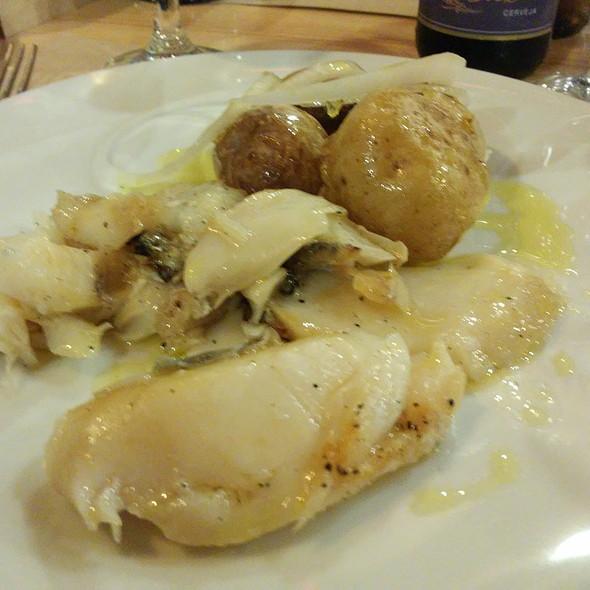 Bacalhau à Victor @ Restaurante O Victor