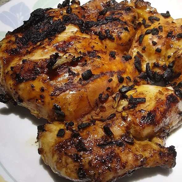 Onion Soup Mix Grilled Chicken