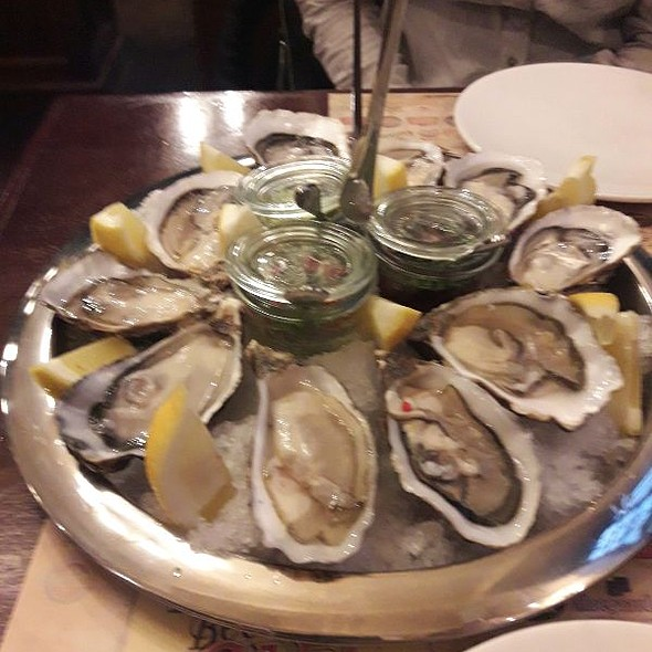 Oysters Perle Blanche