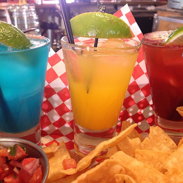 Trio Of Margs