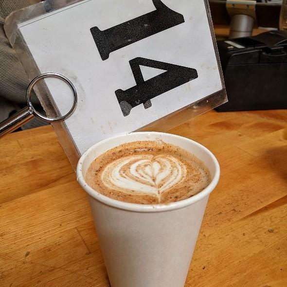 Latte: French Vanilla