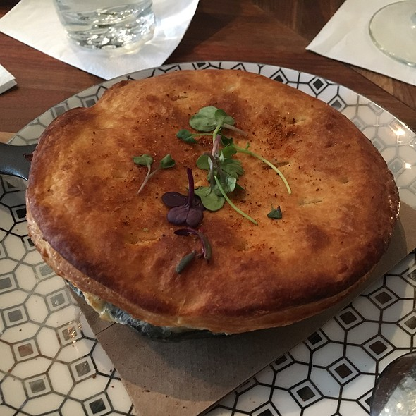 Crab Pot Pie