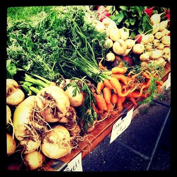 vegatables @ Olney Farmers Market