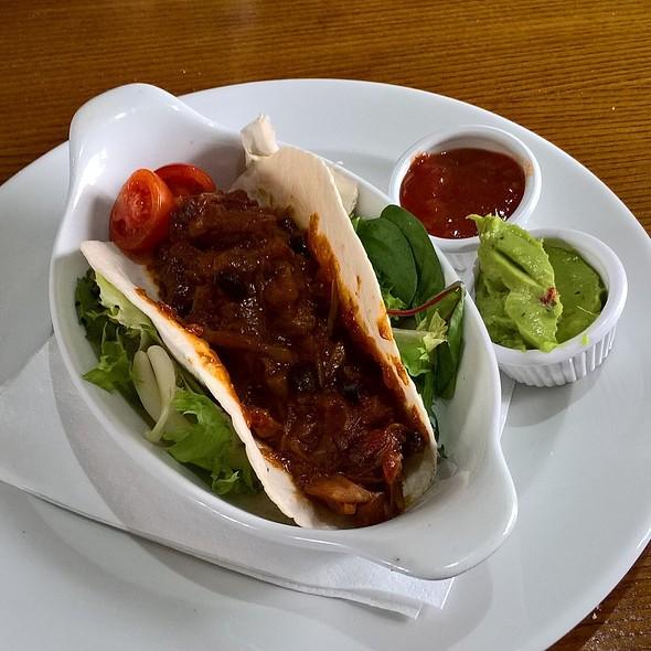 Bbq Jackfruit Taco