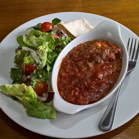 Tomato, Butterbean and Lentil Stew