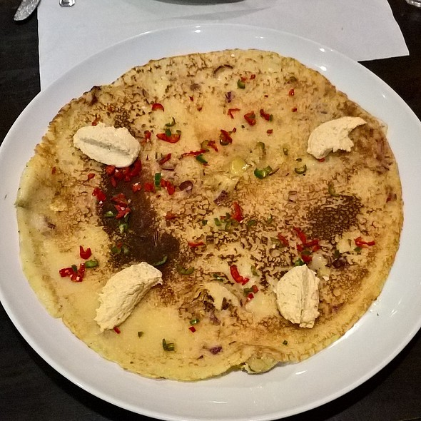 Savoury Pancake @ My Old Dutch