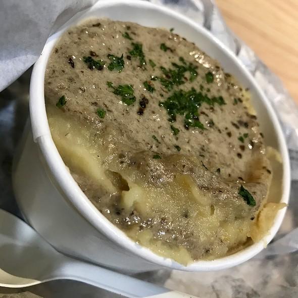 Umami Mash Potato