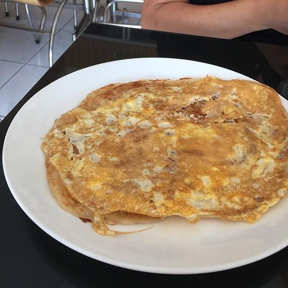 Roti Tissue Telur