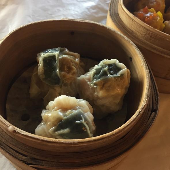 Century Egg Pork Dumplings