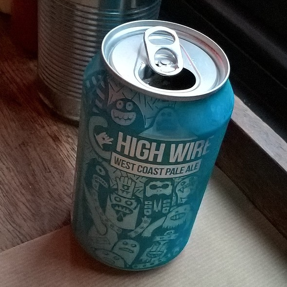 High Wire West Coast Pale Ale @ Patty & Bun