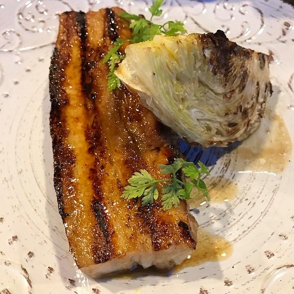Braised Pork Belly @ Firebake - Woodfired Bakehouse & Restaurant