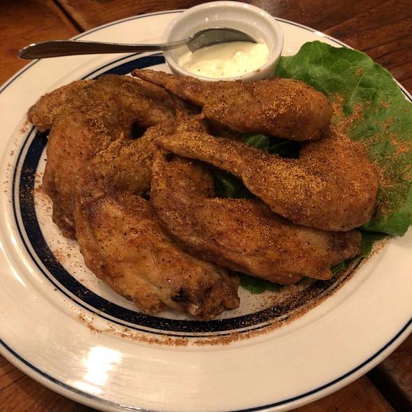 Cajan Chicken Wings