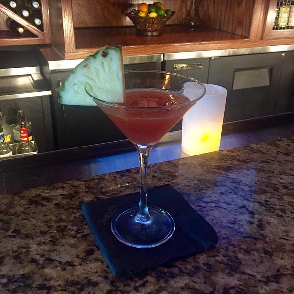 Tropical Tiki Martini