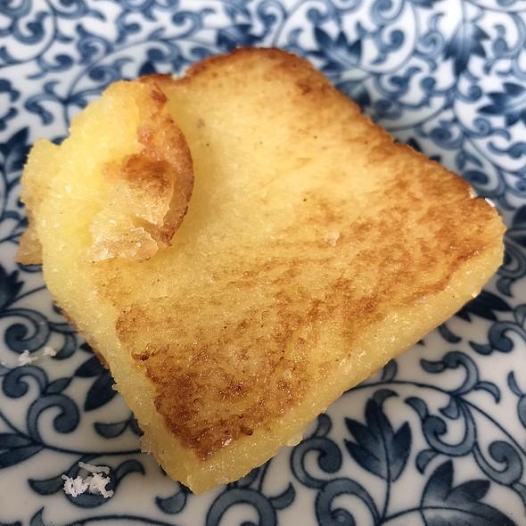 BINGKA UBI 烤木薯