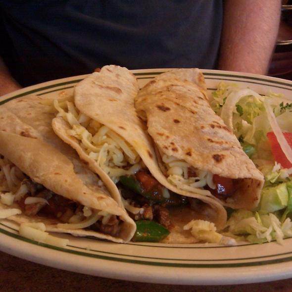 Tacos de Sabinas @ Nuevo Leon Restaurant