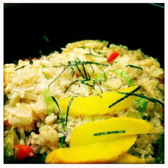 Fugakyu Vegetable Fried Rice - FuGaKyu Japanese Cuisine, Brookline, MA