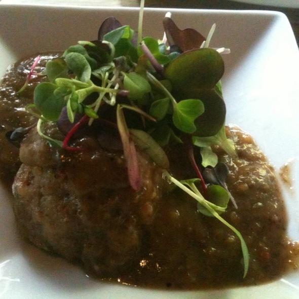 Swedish Meatballs @ Purple Cafe and Wine Bar