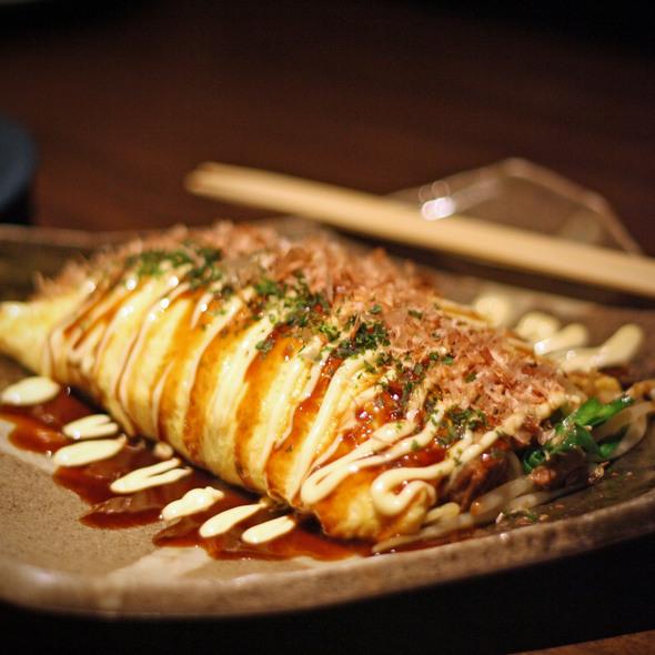 Omelette @ Izakaya Gazen