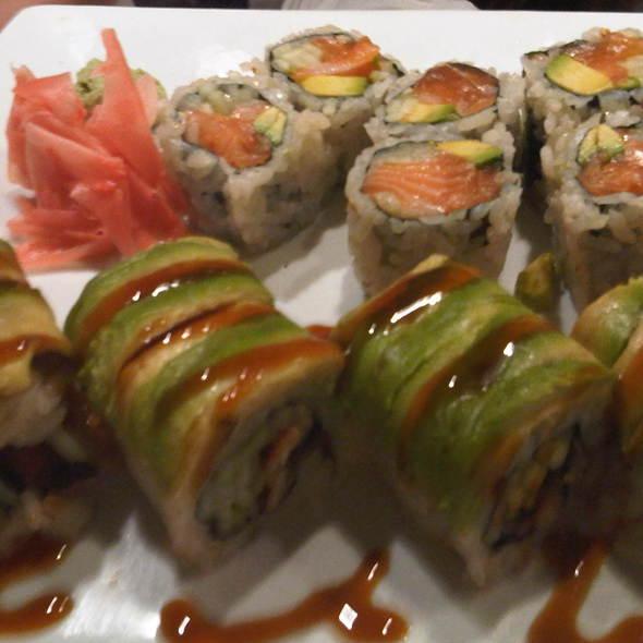 Sushi @ Sushi A Go Go