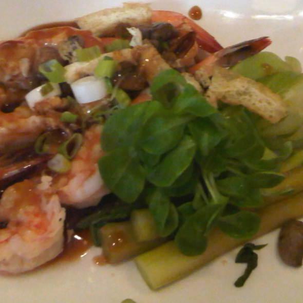 Shrimp Teriyaki @ Sushi A Go Go