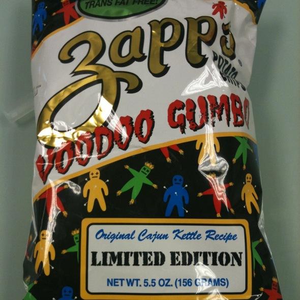 Zapps Voodoo Gumbo Potato Chips @ Gulf Shores, AL