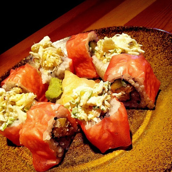 Kiriri Roll @ Kiriri Japanese Cuisine & Sushi