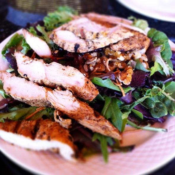 Spring Mix Salad @ Pita Cafe Inc