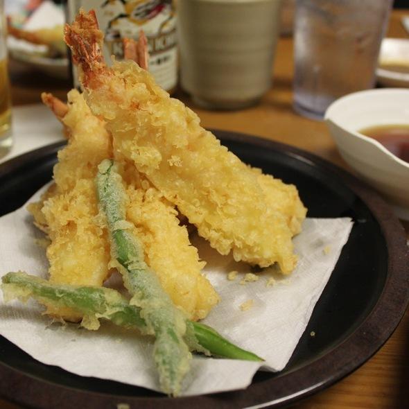 Shrimp Tempura @ Gyotaku Japanese Restaurant