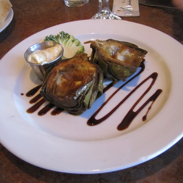 Artichoke @ Old Fisherman's Grotto