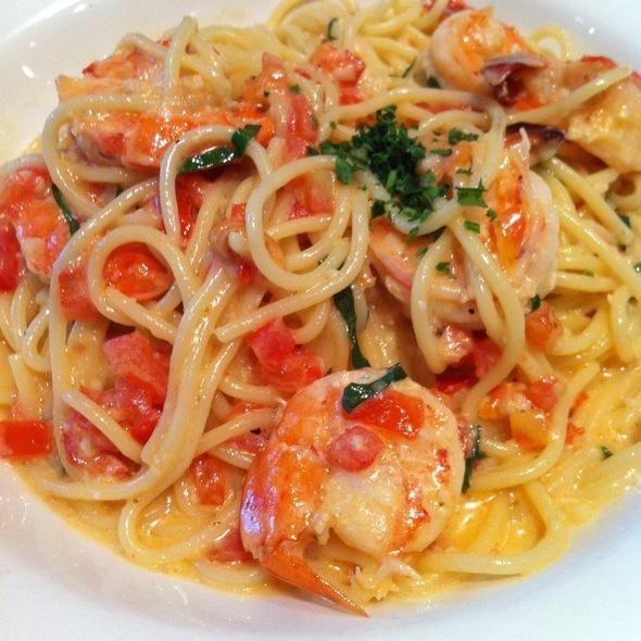 Shrimp Scampi @ Jack's