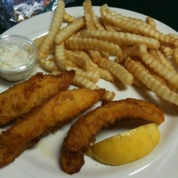Fish and Chips @ Bronx Burgers