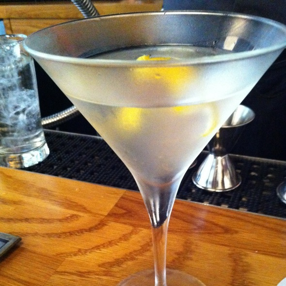 Dry Martini @ The Dutch