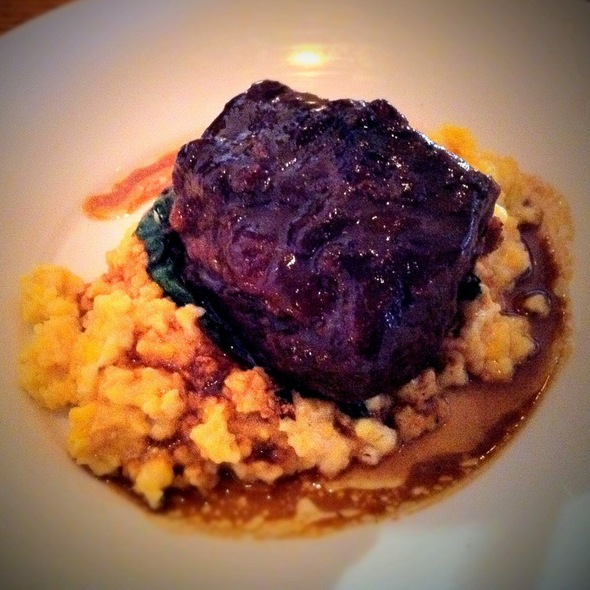 Live Oak Boneless Short Ribs @ Whiskey Cake
