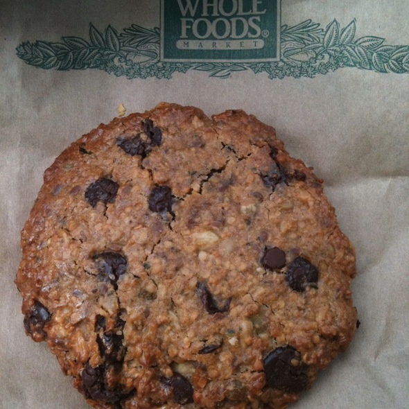 Power Cookie @ Whole Foods Market
