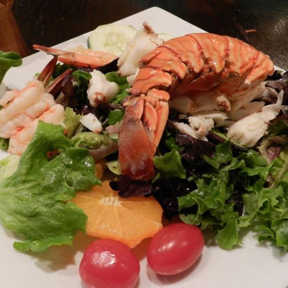 Mediterranean Salad - LaScala's - Philadelphia, Philadelphia, PA