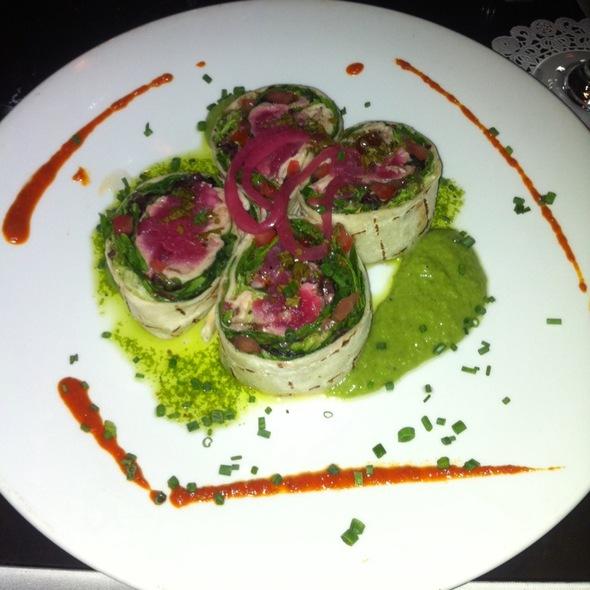 Mexican Sushi Roll - Eduardo de San Angel, Fort Lauderdale, FL